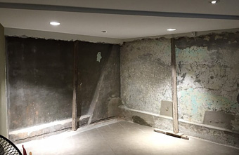 Basement Waterproofing Singapore