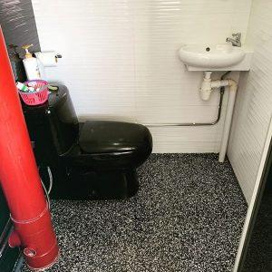 Epoxy Bathroom Floor Singapore