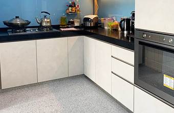 Epoxy Floor Kitchen