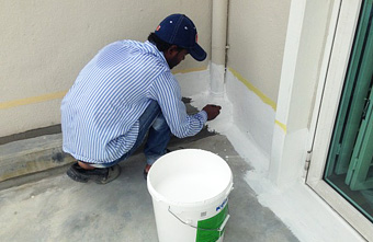 Floor Waterproofing