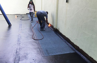 Floor Waterproofing Singapore