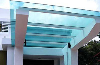 Glass Awnings Singapore