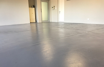 Gray Epoxy Floor Singapore