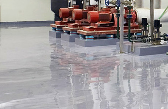 Industrial Epoxy Floor Coating Singapore