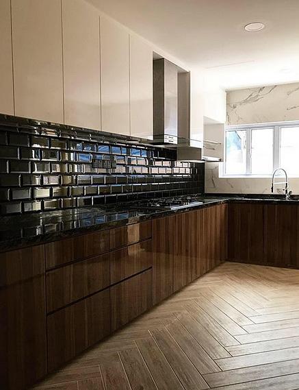 2ezbuilders Kitchen Tiling