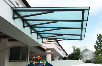 Polycarbonate Awning Singapore