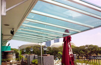 Polycarbonate Awnings Singapore
