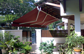 Retractable Awning Singapore