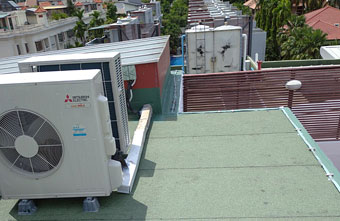 Roof Waterproofing Singapore