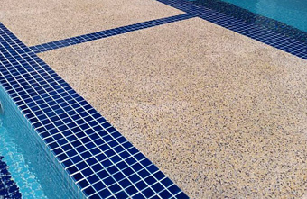 Swimming Pool Tiling Singapore