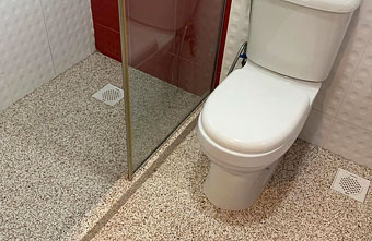 Toilet Waterproofing